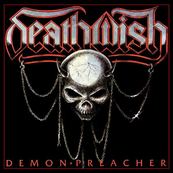 DEATHWHISH DEMON PRECHER 1988