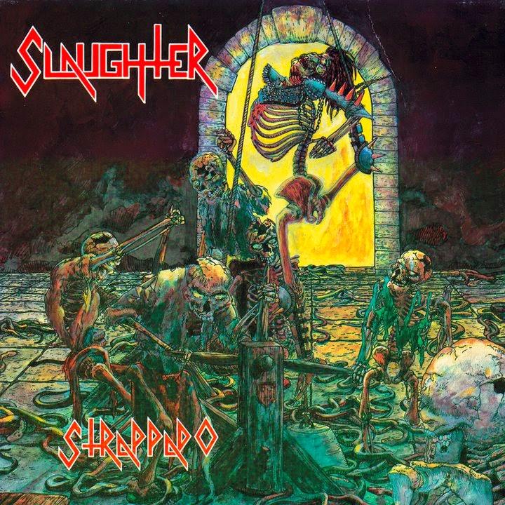slaughter thrash metal band 1988