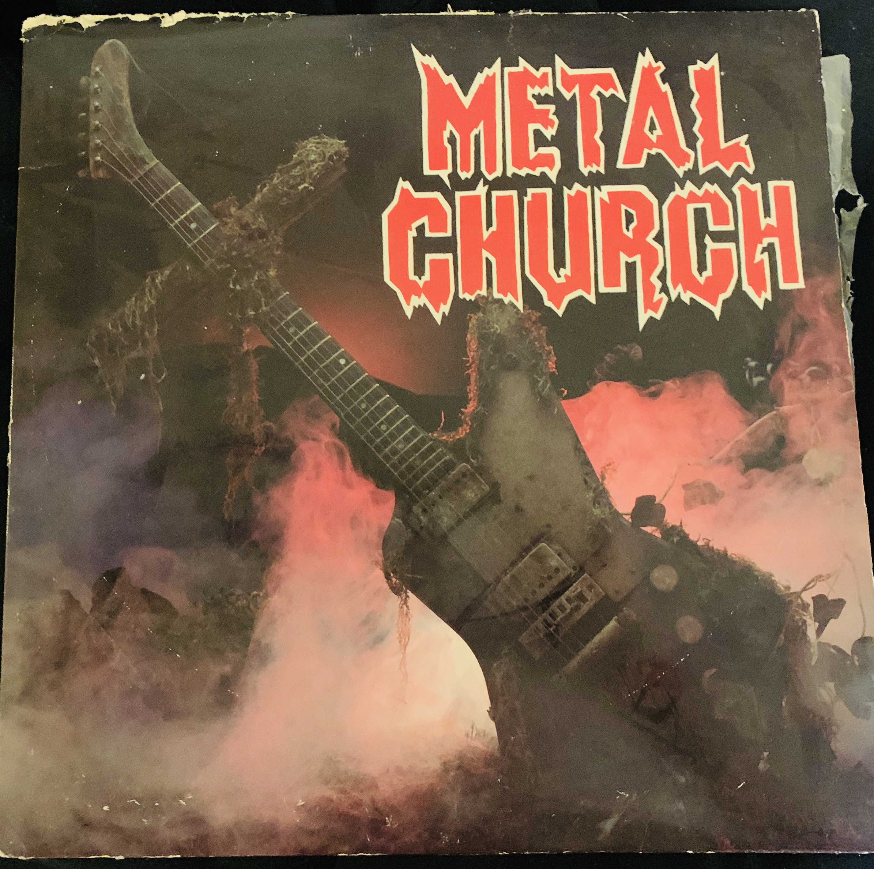 METAL CHURCH FIRST ALBUM