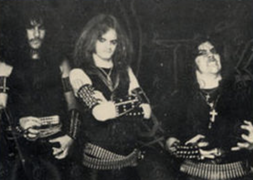 Celtic Frost MORBID TALES LINE-IUP