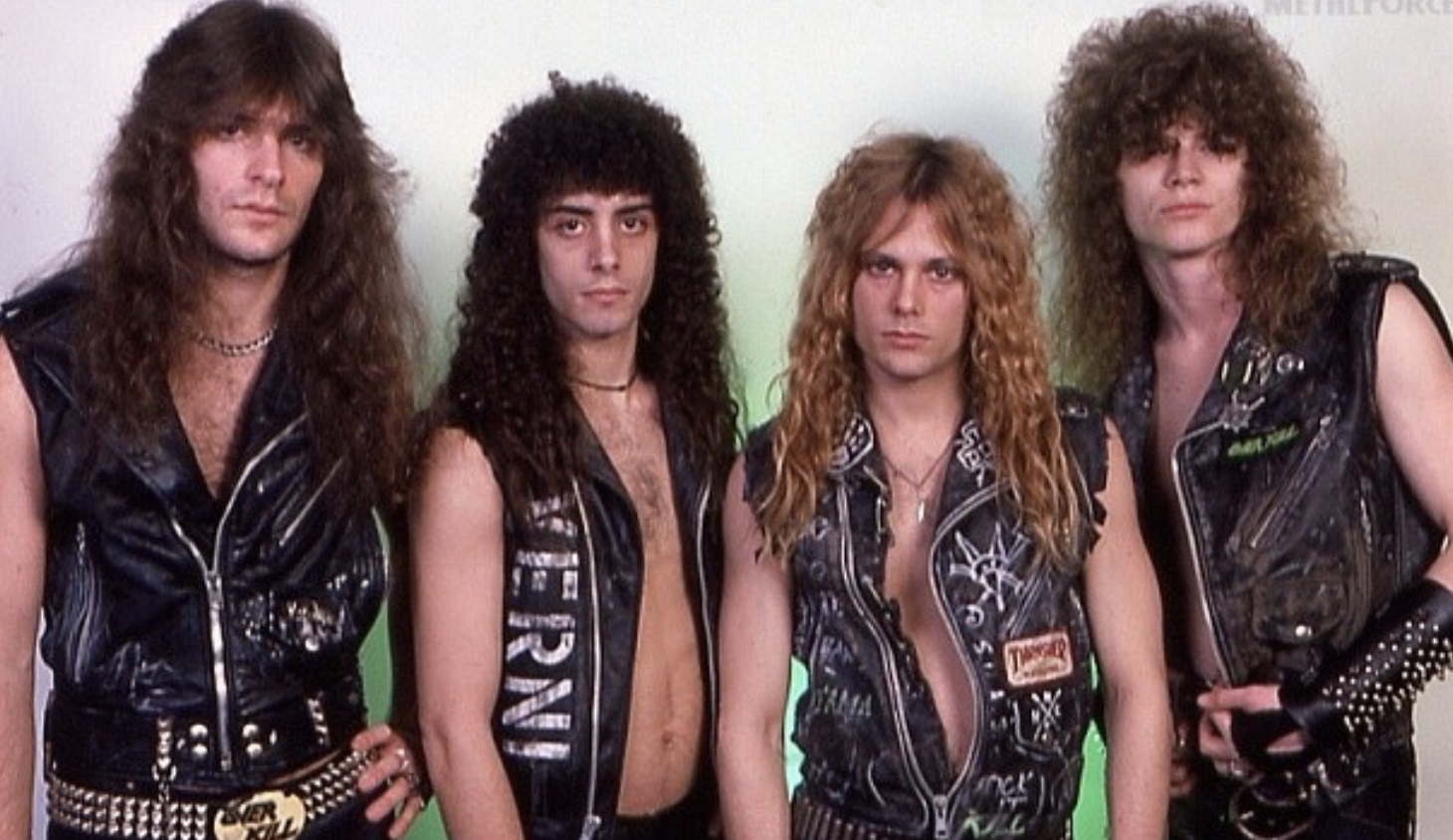 old school thrash metal with overkill