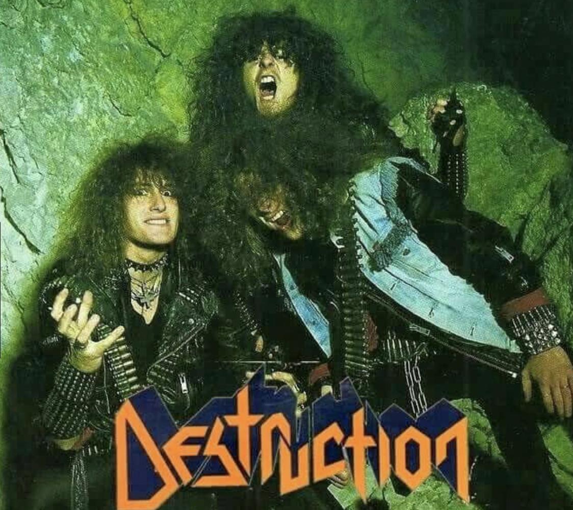 destruction band 1998
