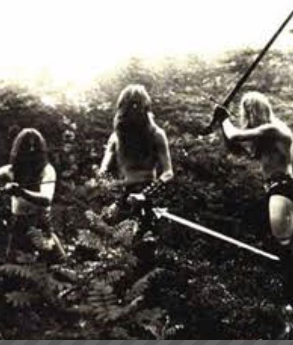 Quorthon from Bathory band photo