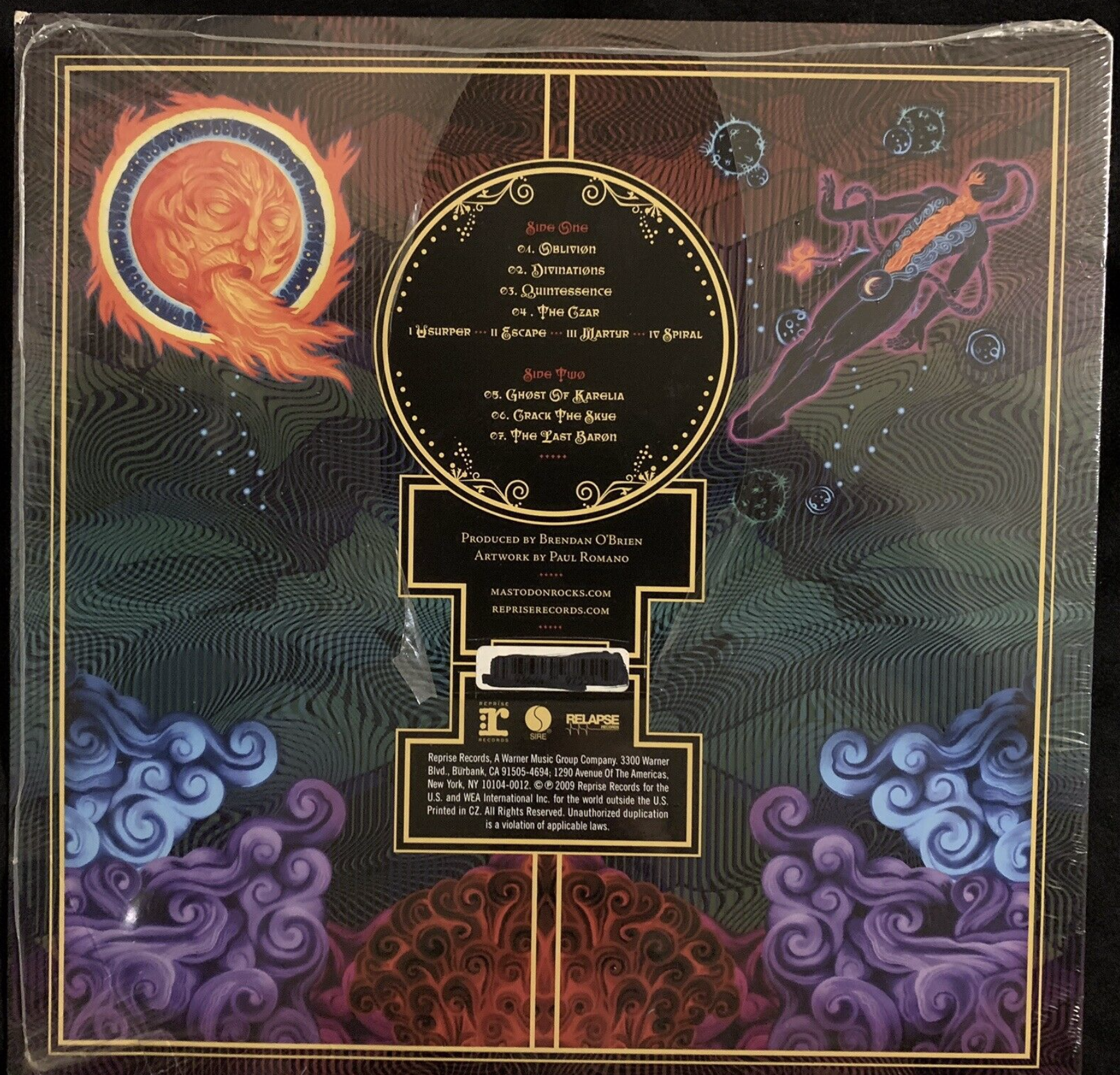 crack the Skye mastodon