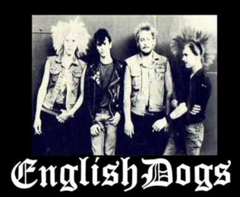 English dogs thrash band