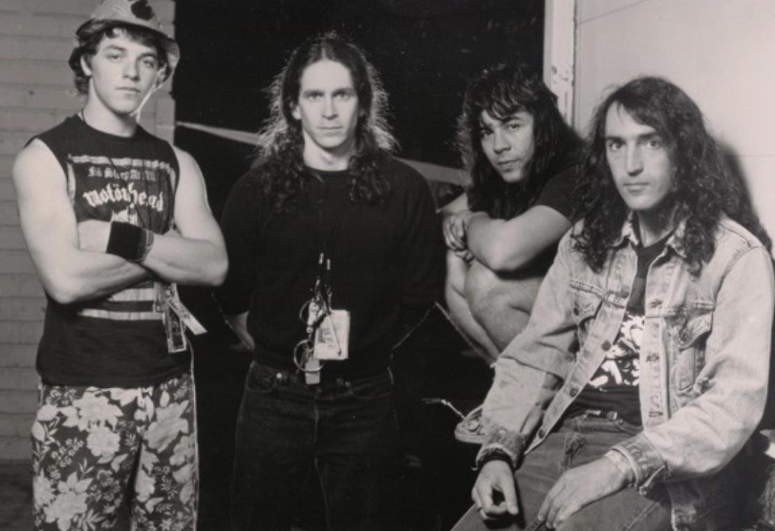 dri thrash zone line up 1988