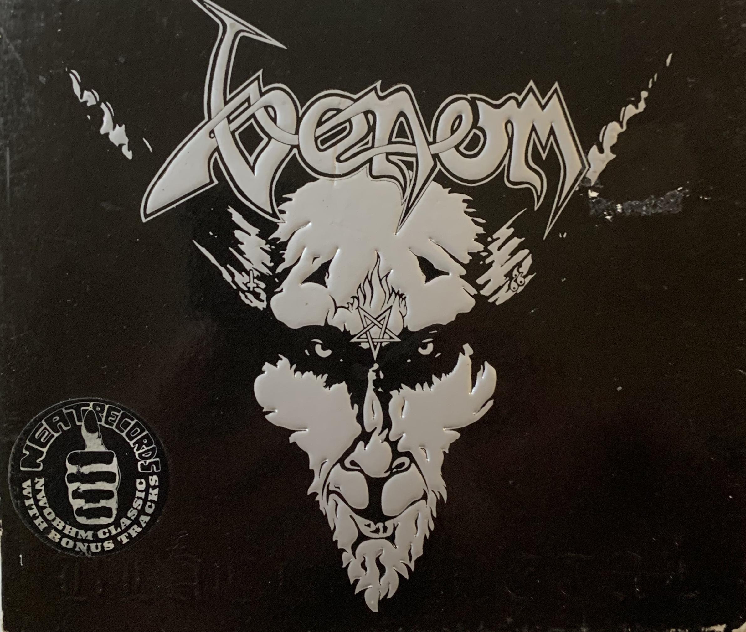 venom black metal cover