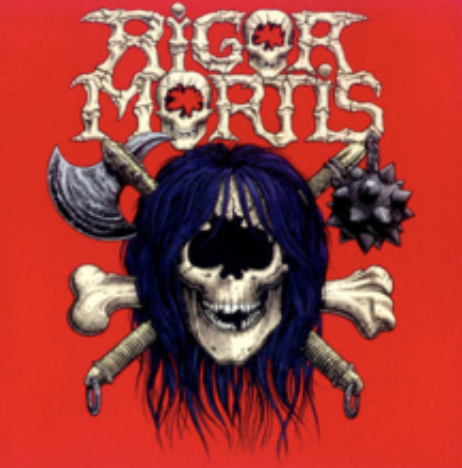 Rigor Mortis band 1st album