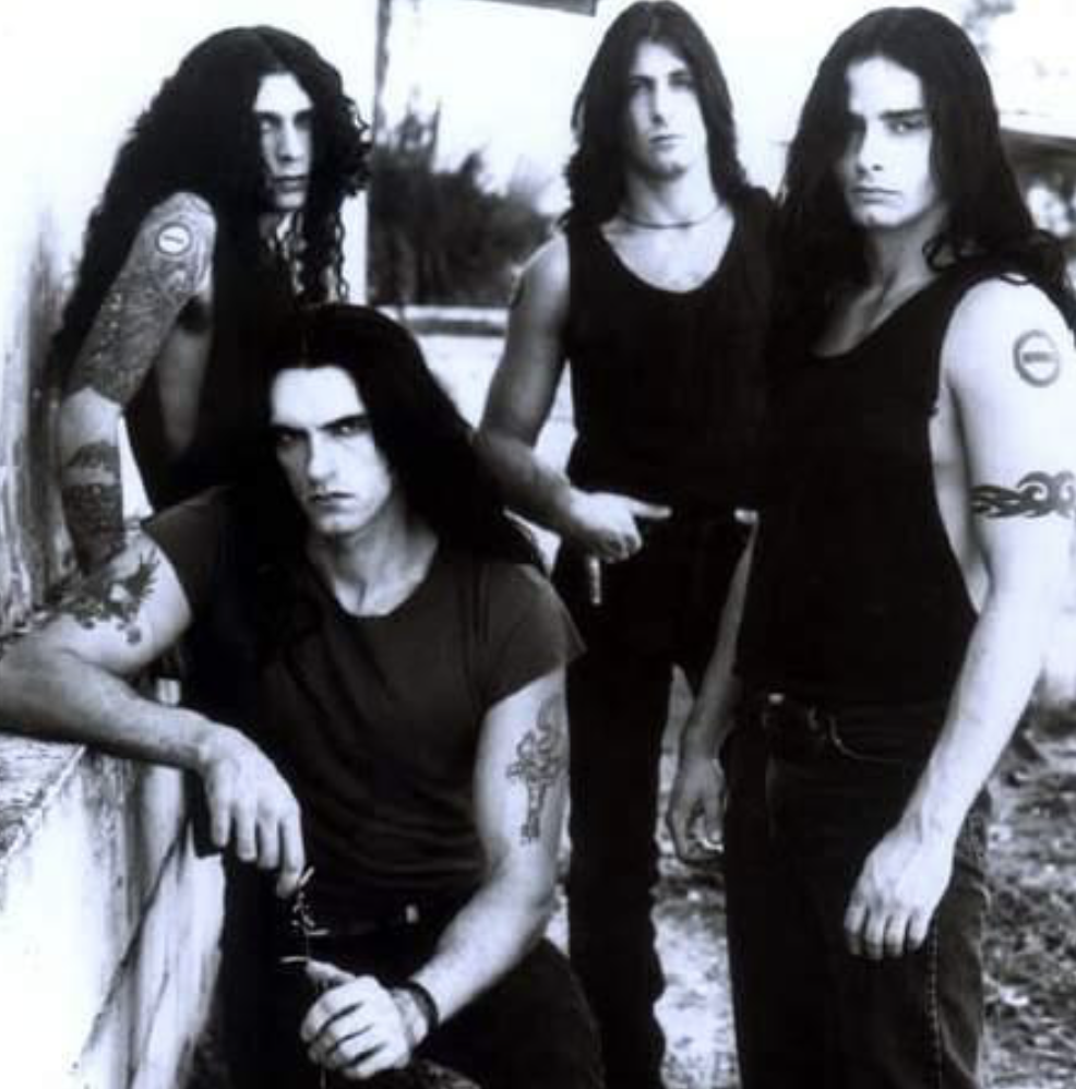 type o negative band photo