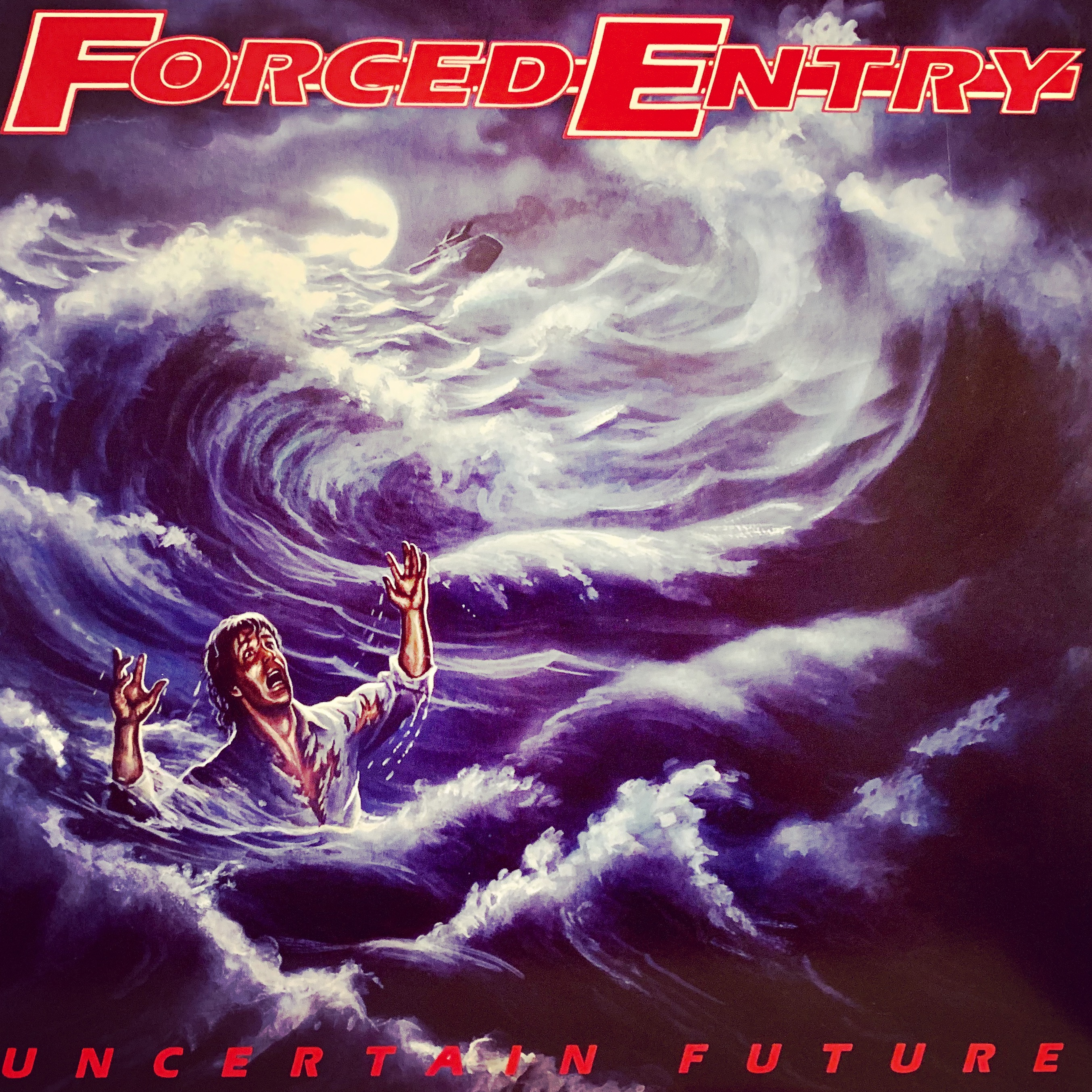 forced entry band cover