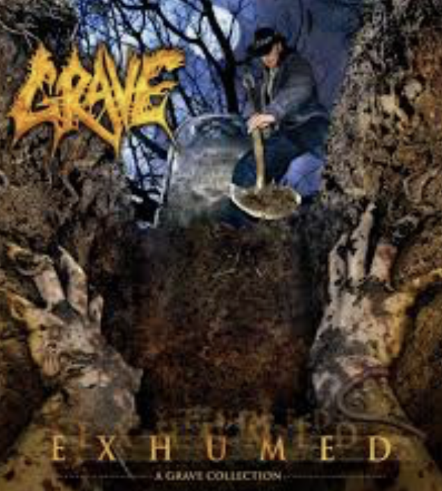 Grave - Exhumed (A Grave Collection)