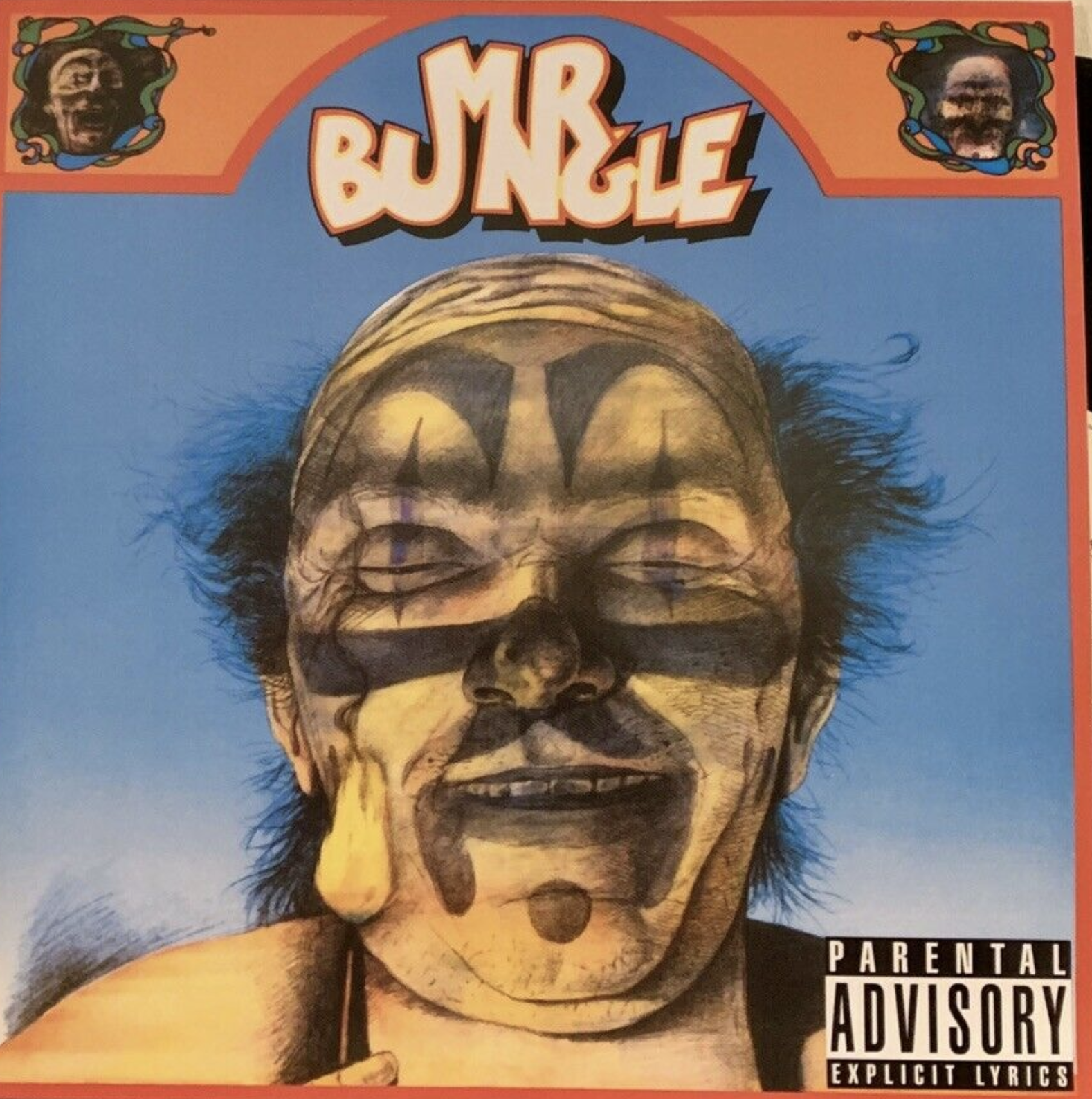 MR BUNGLE WITH Mike Patton