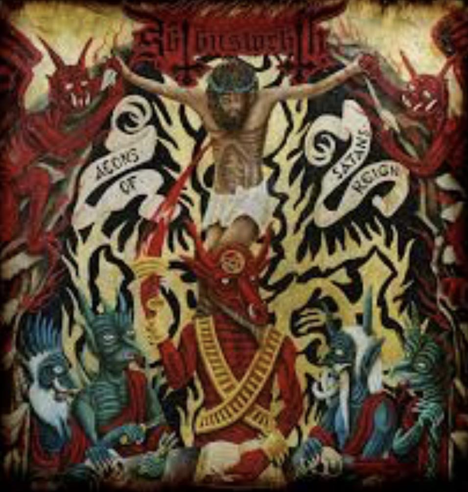 SATAN'S WRATH - Aeons of Satan's Reign