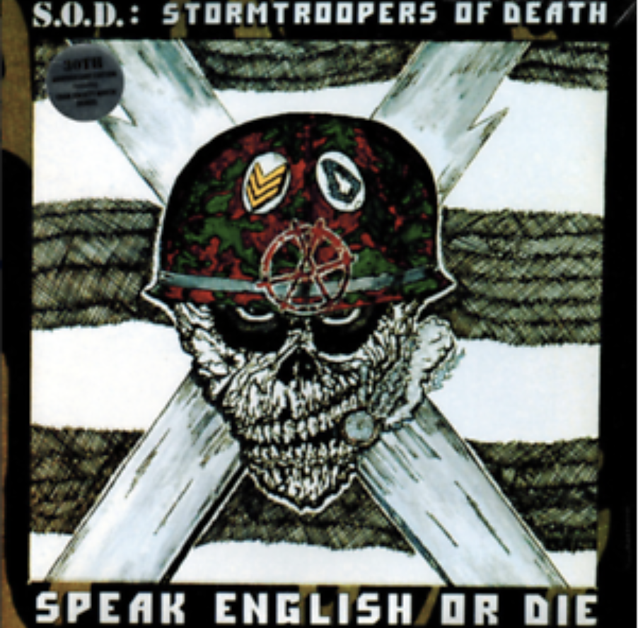 s.o.d. speak English or die