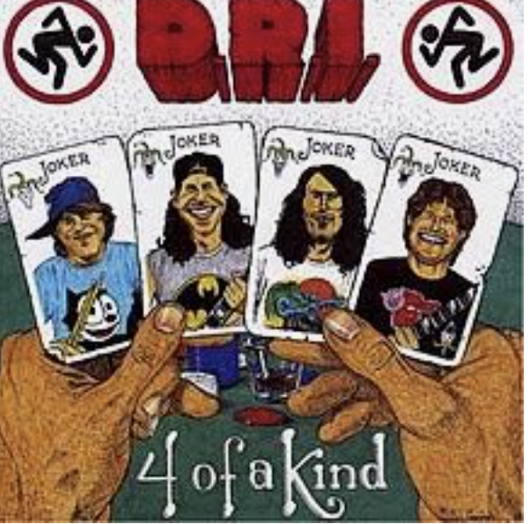 d.r.i. four of a kind