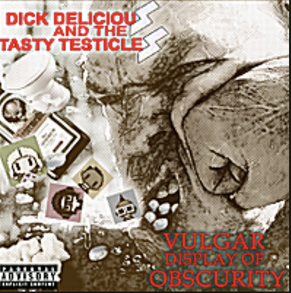 dick delicious and the tasty testicles band