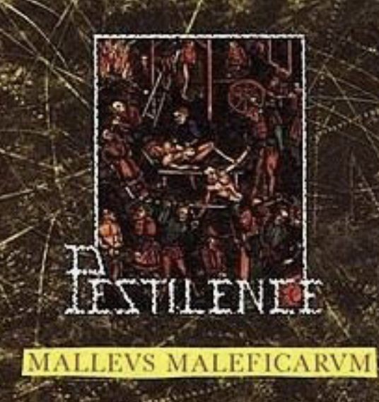 pestilence thrash metal band