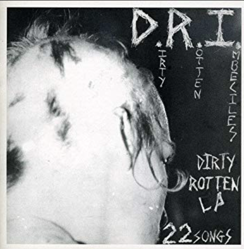 d.r.i. first album the real one