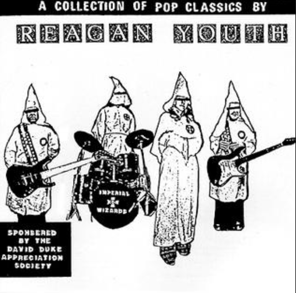Reagan Youth pop classics