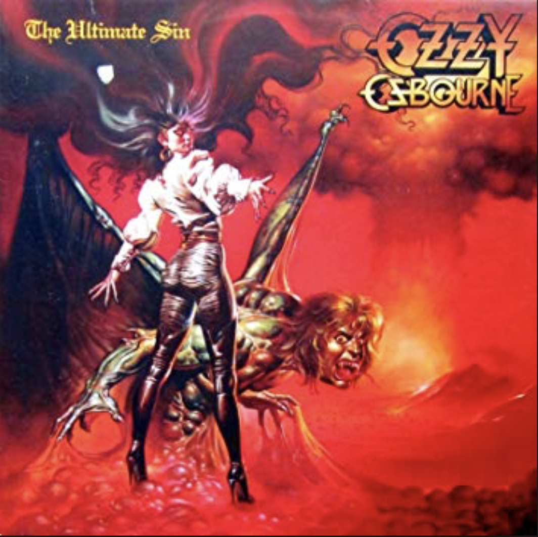 Ozzy the ultimate sin