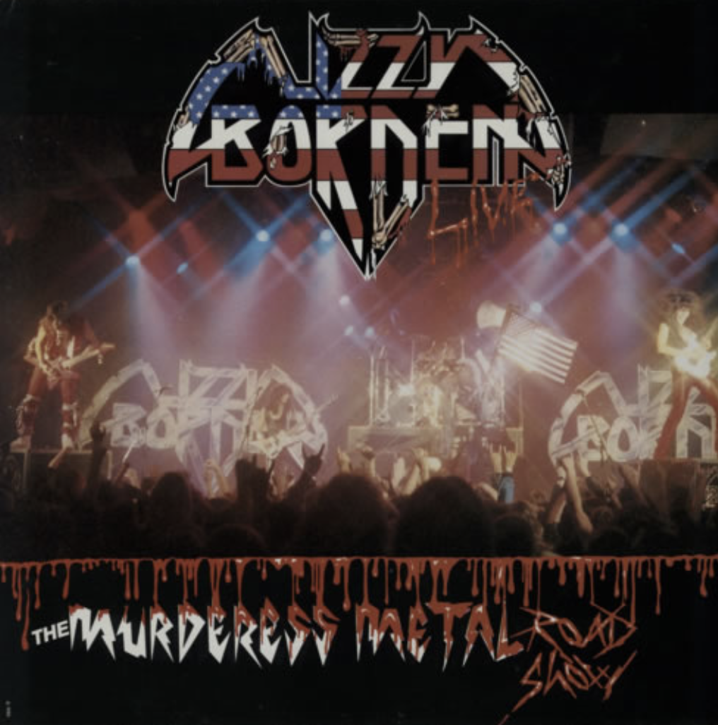 Lizzy Borden double live album