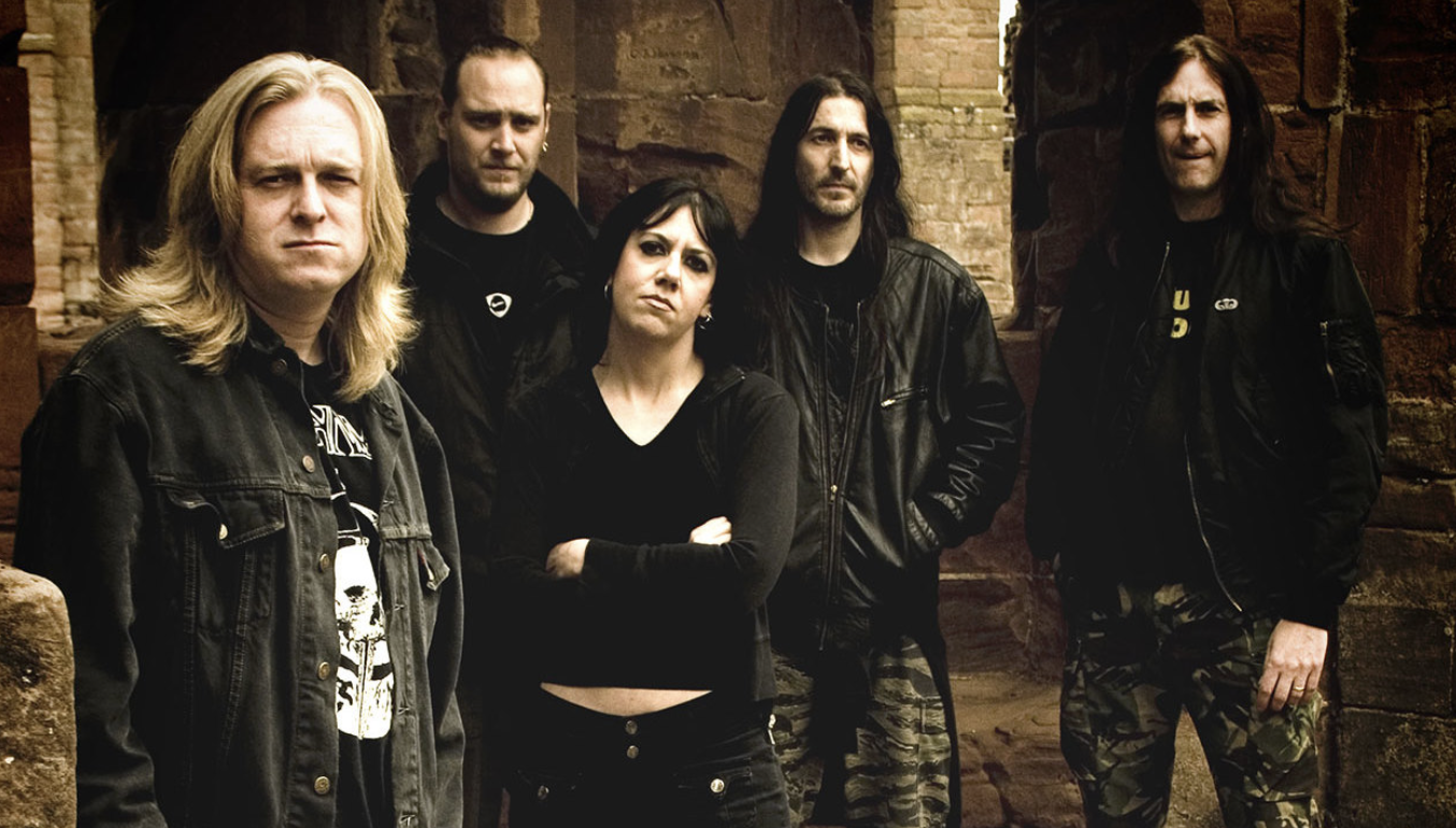 bolt thrower band