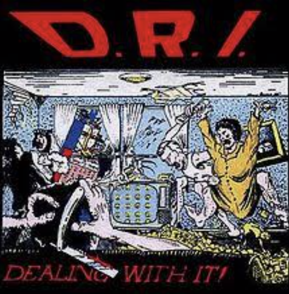 Dirty Rotten Imbeciles - dealing with it