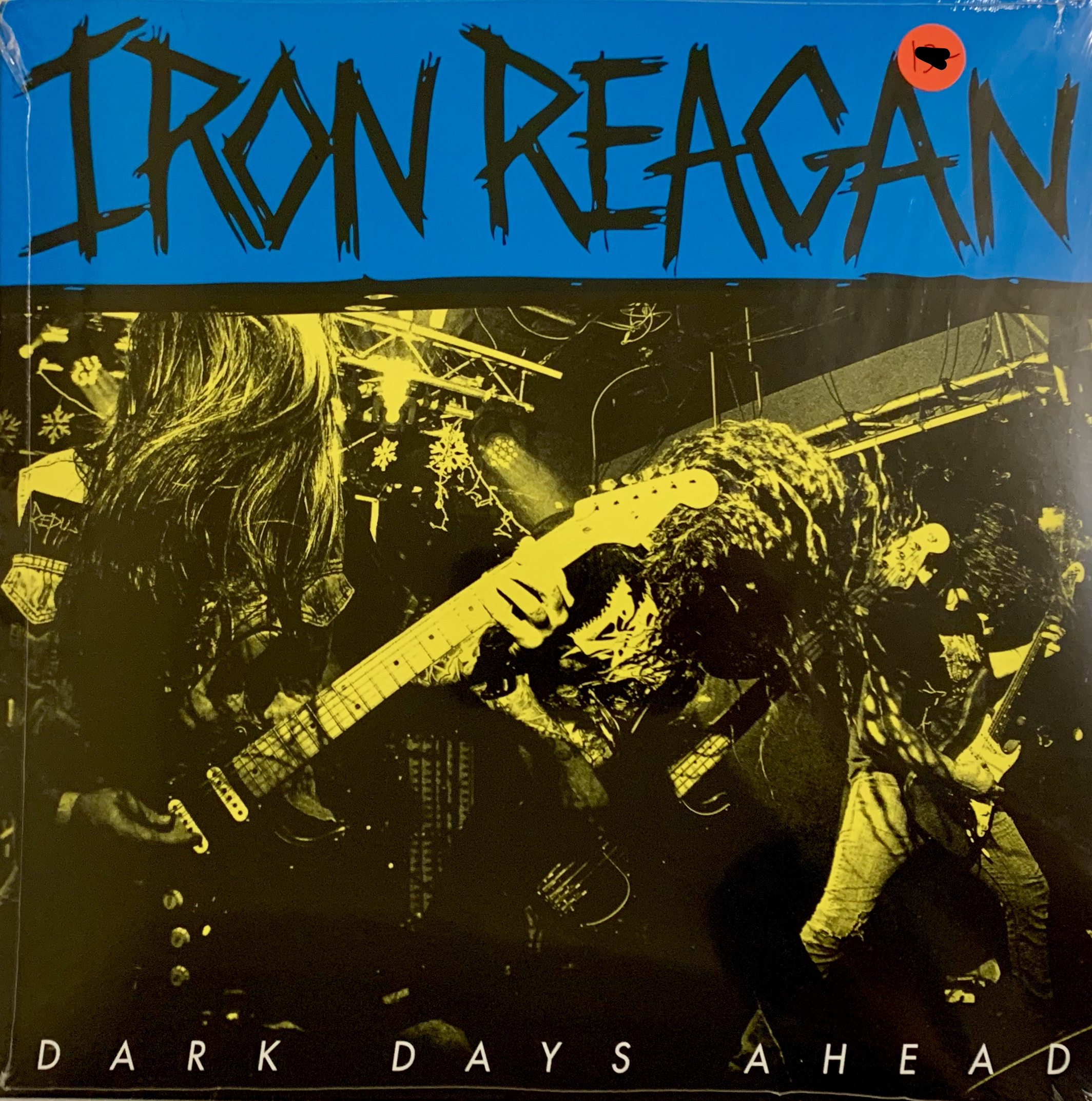 iron Reagan ep