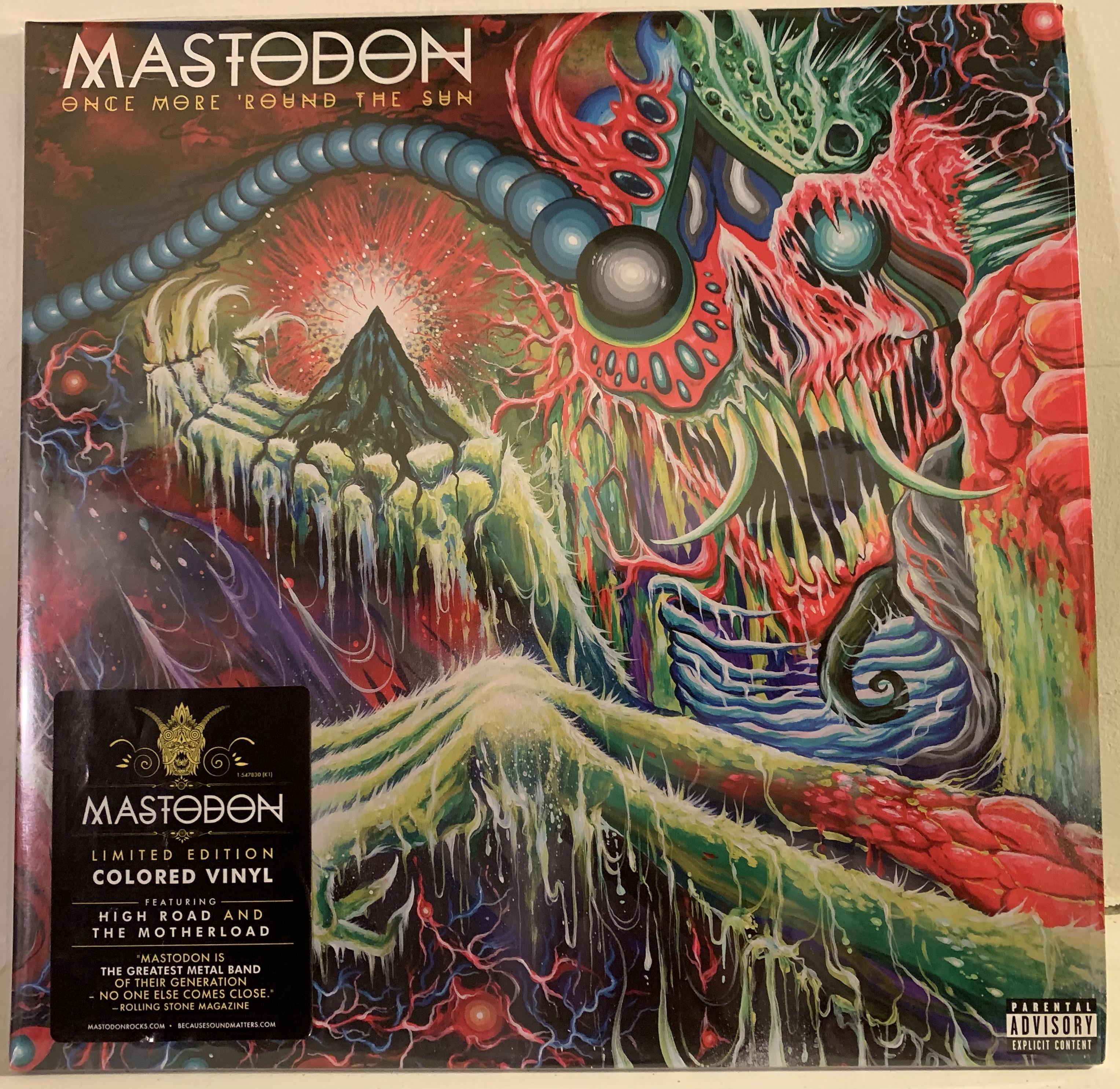mastodon vinyl