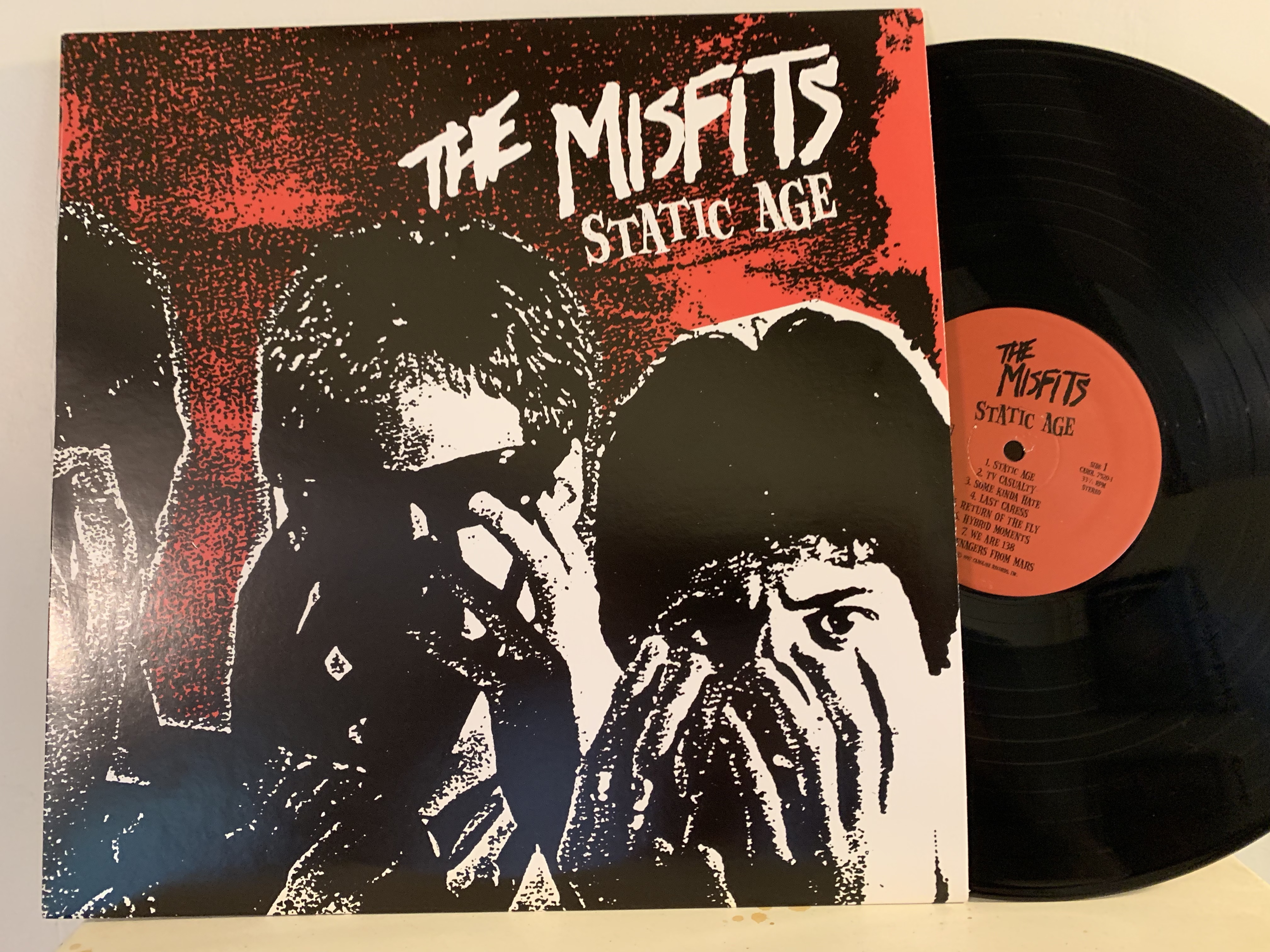 the misfit static age