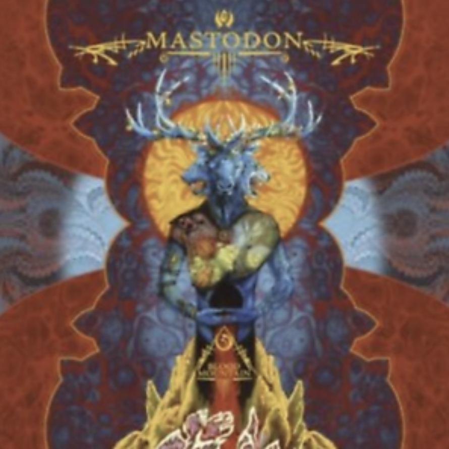 mastodon blood album