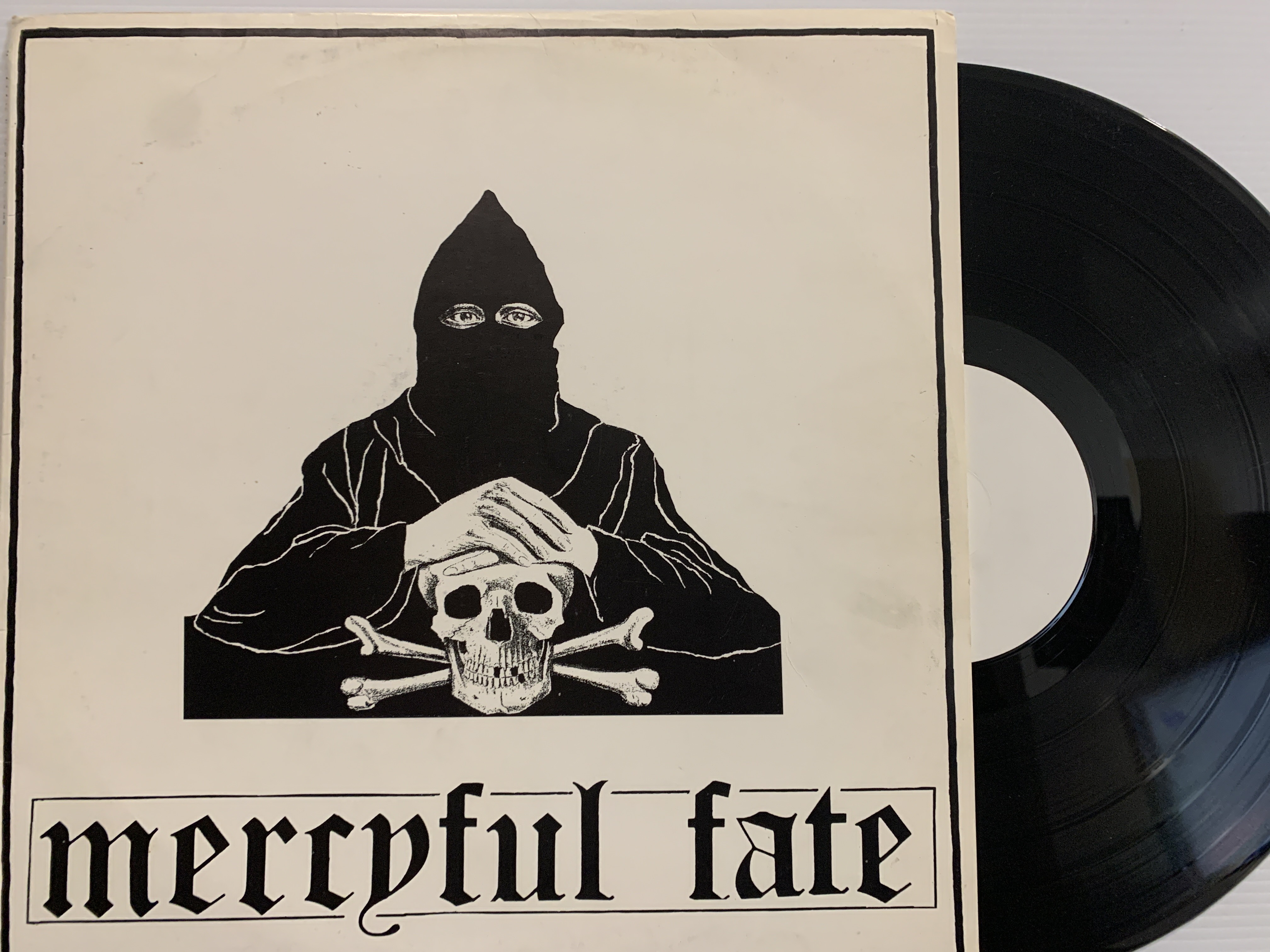 Mercyful Fate ‎– Live In Copenhagen '82 LP