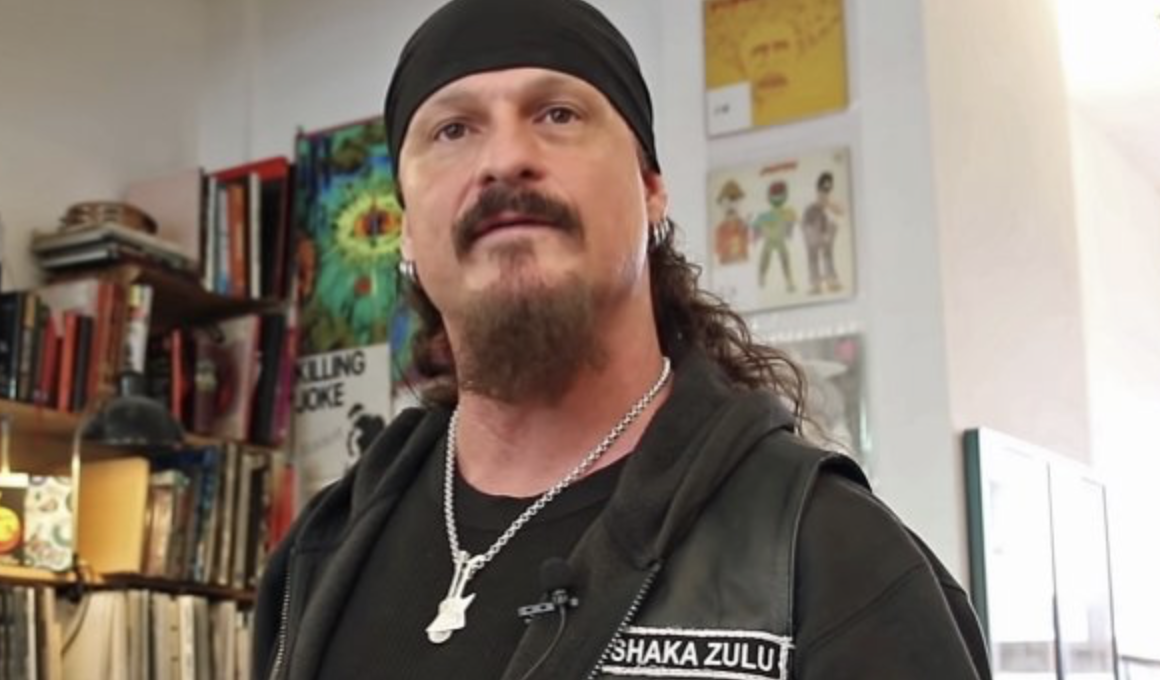 Jon Schaffer canceled from iced earth canceled from century media