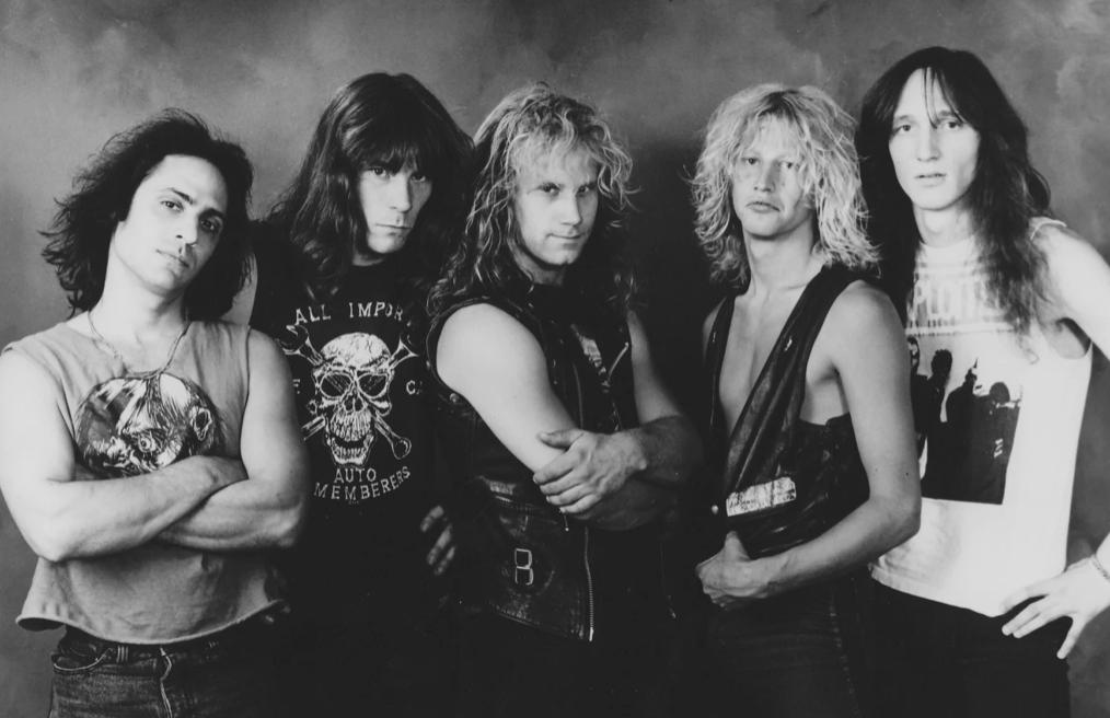 heathen band 1987